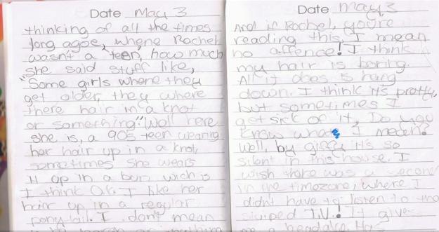 Steph Diary